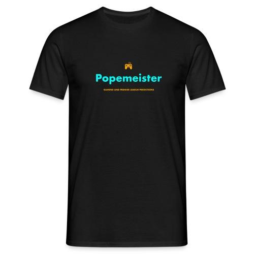 Popemeister merc - T-shirt herr