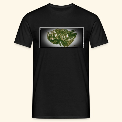 h4kke gr4ff - Männer T-Shirt