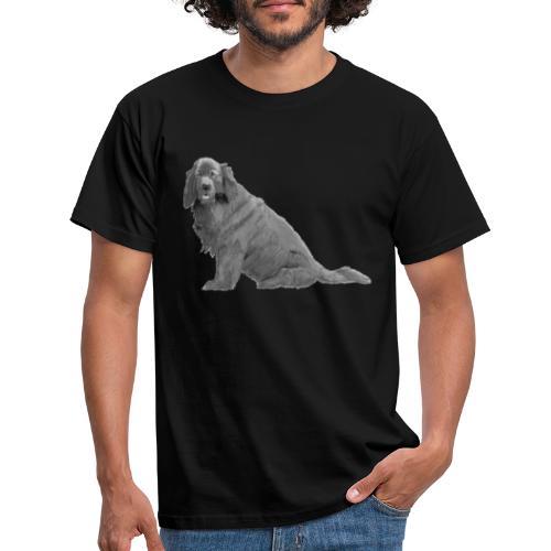 newfoundland - Herre-T-shirt