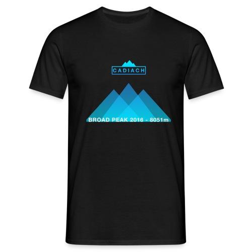Cadiach Broad Peak 2016 - Hombre - Camiseta hombre