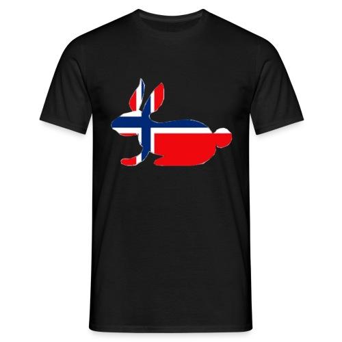 norwegian bunny - Men's T-Shirt