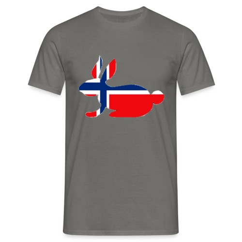 norwegian bunny - Men's T-Shirt