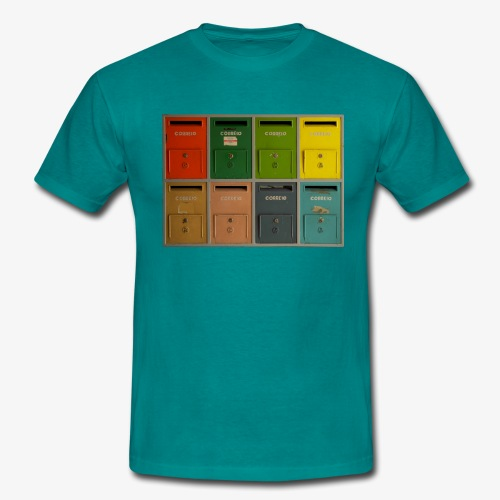 Briefkasten - Männer T-Shirt