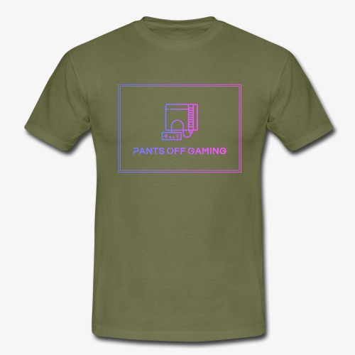 color logo - T-shirt herr