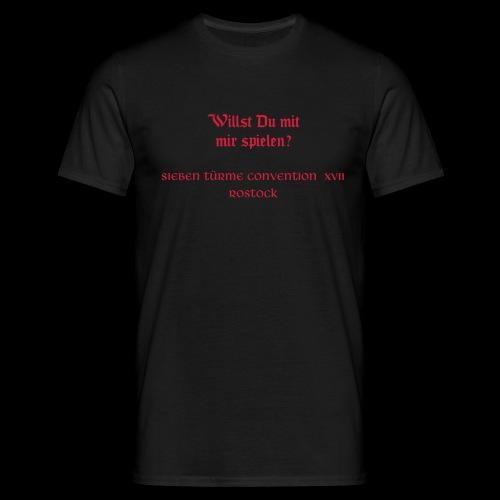 Siebentürme Convention XVII - Männer T-Shirt