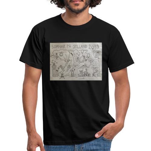 sommar på jylland 2019 - T-shirt herr