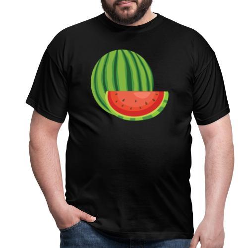 watermelon - Männer T-Shirt