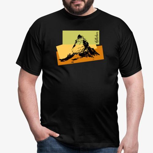 Matterhorn - Men's T-Shirt