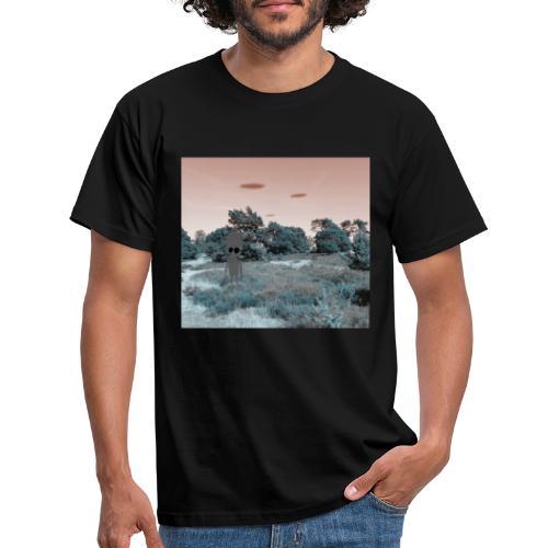 ufoooo - Mannen T-shirt