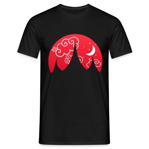 Fairytale Fortress - Men's T-Shirt