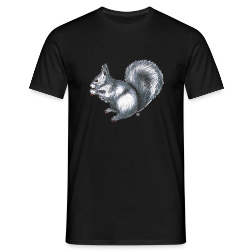 Eichhörnchen - Männer T-Shirt