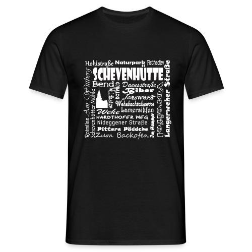 Alles in Schevenhütte - Männer T-Shirt