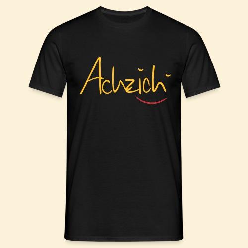 Achzig - Männer T-Shirt