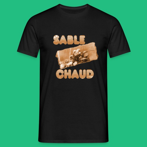sable chaud3 - T-shirt Homme