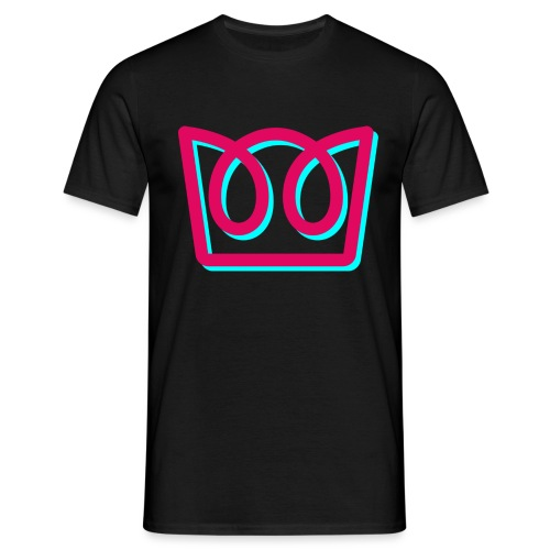 Neon Crown - Men's T-Shirt