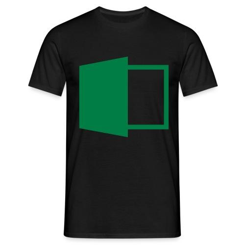 MS Office Clean - Männer T-Shirt