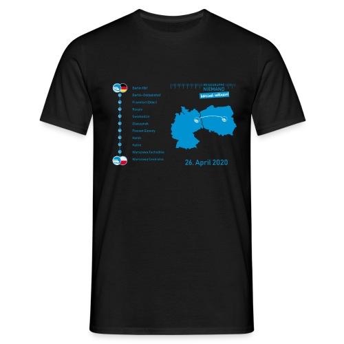 RGN GER TO POL - Männer T-Shirt
