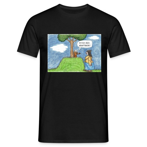 Kraftbier - Männer T-Shirt