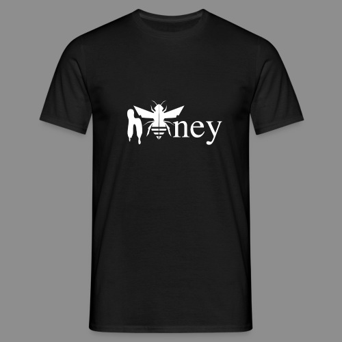 Honey (White version) - Men's T-Shirt