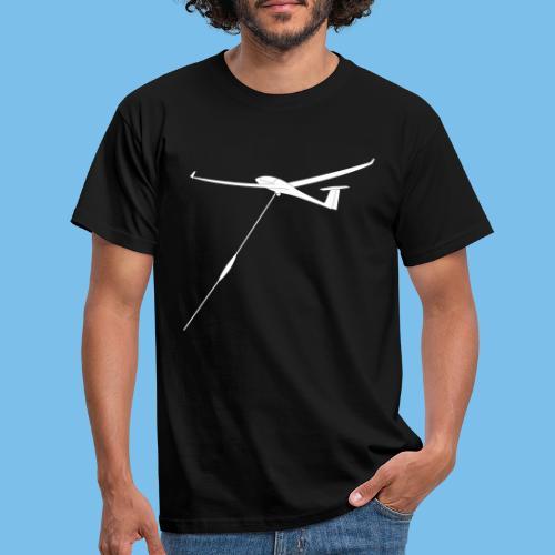 Windenstart Segelflugzeug Segelflieger Geschenk - Männer T-Shirt