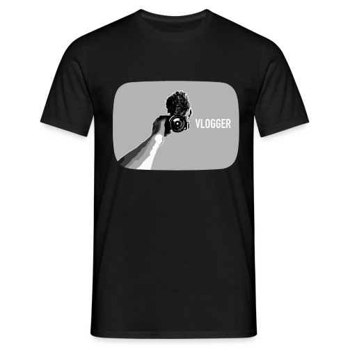 Show your vlogging passion - Men's T-Shirt