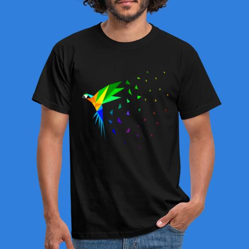 Limited Edition - Macaw - Men's T-Shirt