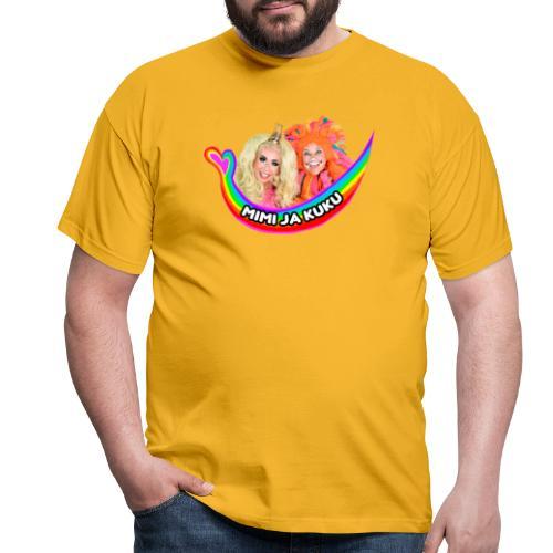 Mimi ja Kuku - Miesten t-paita