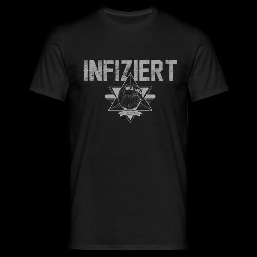 Infiziert2019 - Männer T-Shirt
