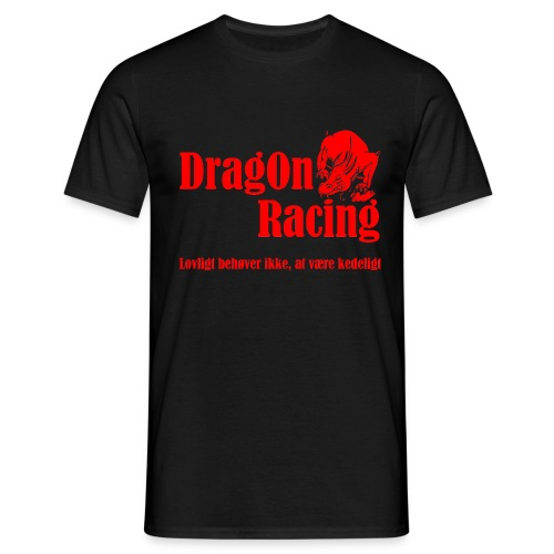 DragOn Racing - Herre-T-shirt