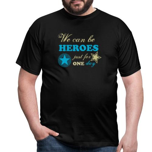 heroes - T-shirt Homme