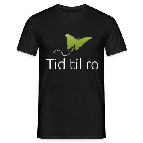 Tid til ro - Herre-T-shirt