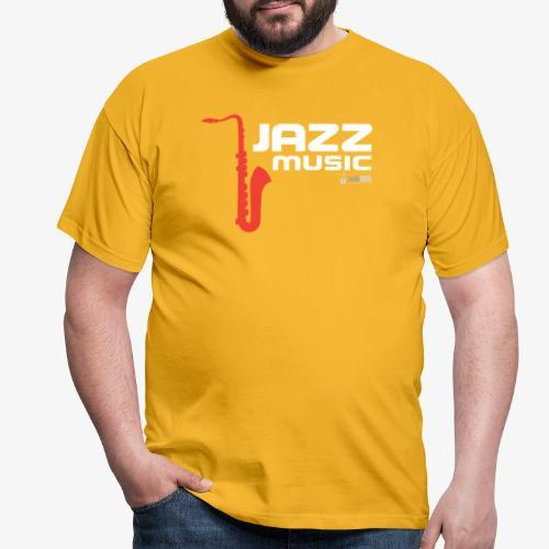 Jazz 02 - Camiseta hombre