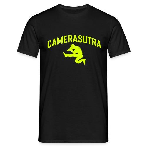 CAMERASUTRA - T-shirt herr