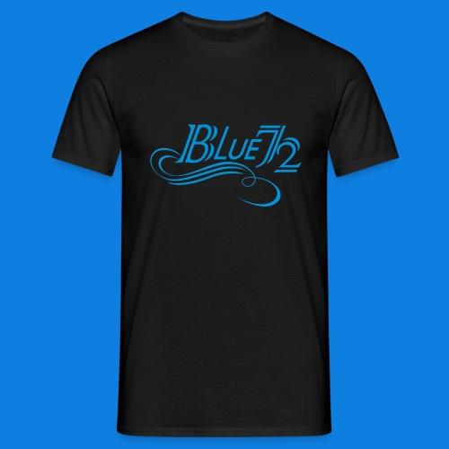 Logo BLUE72 - Männer T-Shirt