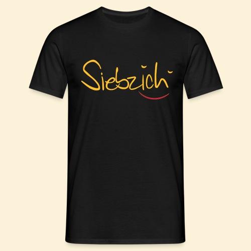 siebzich - Männer T-Shirt