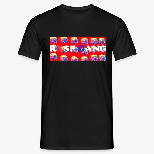 rxse gang - T-skjorte for menn