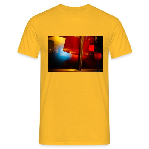 Pub primario. - Camiseta hombre