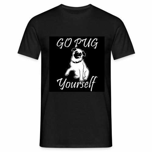 Go pug - T-shirt Homme