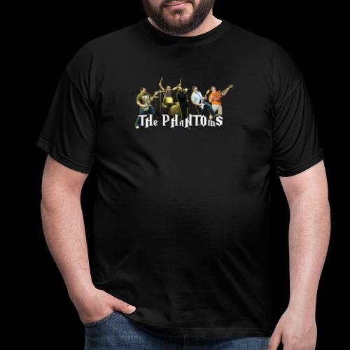 Phantom Hero - Men's T-Shirt