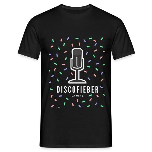 Discofieber - Männer T-Shirt