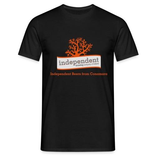 Independent Beers from Conamara - Men's T-Shirt