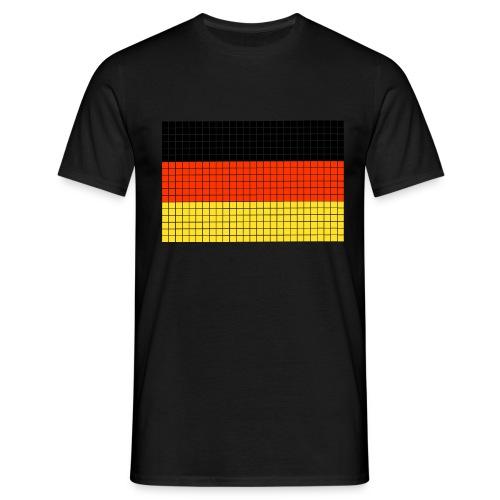 german flag.png - Maglietta da uomo
