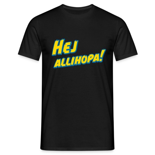 Hej allihopa! - Men's T-Shirt