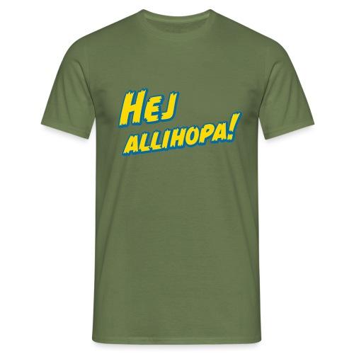 Hey, alle! - Männer T-Shirt