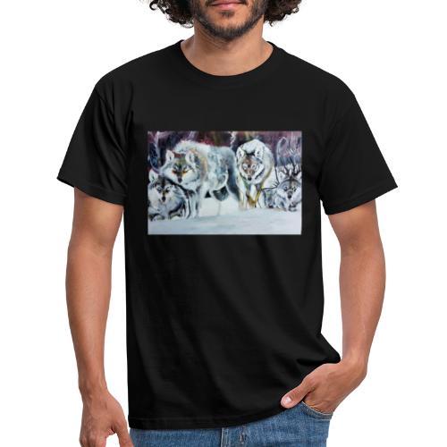 LUPI - Maglietta da uomo
