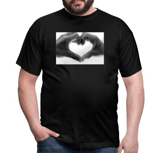 hands - Camiseta hombre