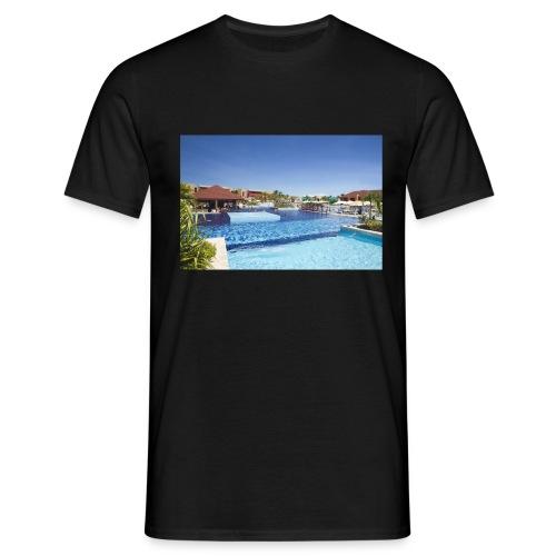 splendide piscine - T-shirt Homme