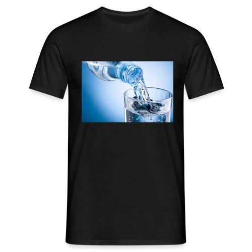vand - Herre-T-shirt