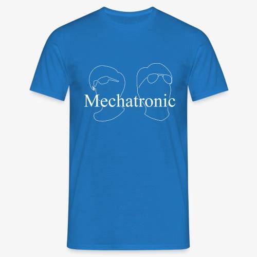 Mechatronic Logo - T-shirt herr