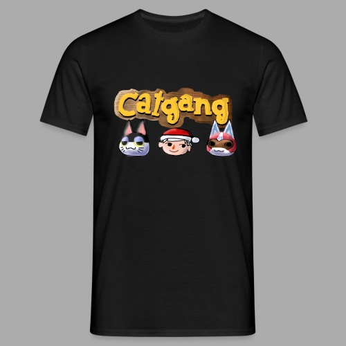 Animal Crossing CatGang - Männer T-Shirt